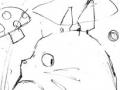 Bento #42: Totoro Parade