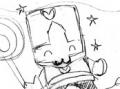 Bento #45: Pink Castle Crasher with Tom Fulp