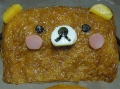 Rilakkuma inari zushi by Lilian, Created/posted on 4/29/2011