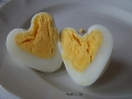 Heart shaped egg by Ilze, Created/posted on 4/5/2011