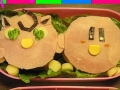 Kirby & Jigglypuff bento by Sarmista, Created/posted on 6/7/2011