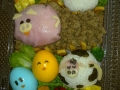 Farm bento by Marsol, Created/posted on 11/8/2011