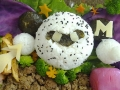 Meta Knight bento by Marsol, Created/posted on 11/8/2011