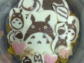 Totoro chocolate by Xanthe, Created/posted on 2/14/2012