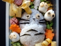 Totoro bento by Sam (a.k.a. forgotmyhead), Created/posted on 9/10/2010